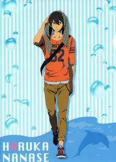 Hiroko Utsumi, Kyoto Animation, Free!, Haruka Nanase (Free!), Pencil Board