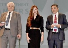 Princess Lalla Salma presented 'Cancer Fighting 2017' prizes. 11.24.2017