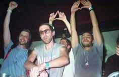 Thomas Bangalter / Busy P / DJ Mehdi