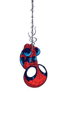 The Amazing Spider-Man Marvel baby variants by Skottie Young Marvel Art, Marvel Heroes, Marvel Avengers, Marvel Comics, Baby Marvel, Chibi Marvel, Marvel Kids, Spiderman Marvel, Skottie Young