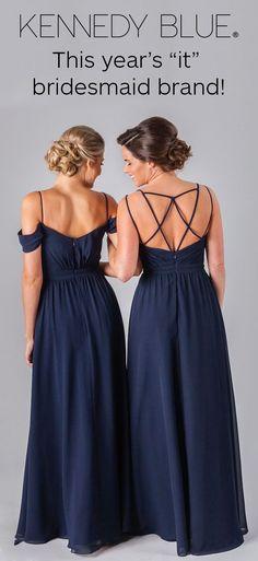 4 Reasons to Choose Kennedy Blue Bridesmaid Dresses