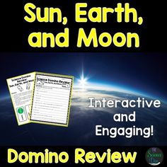 Chemistry activity i have who has chemistry periodic table sun earth and moon science domino review activity urtaz Choice Image