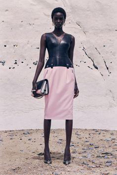 Alexander McQueen Resort 2021 Collection - Vogue