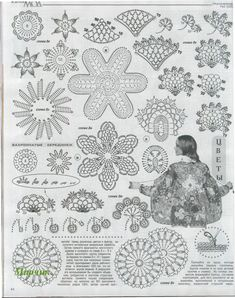 Irish Crochet - MOA 5/5