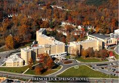 French Lick Springs Hotel, French Lick, IN (worked for French Lick Resort)