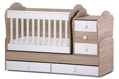 легло-люлка Dizain Baby *Лейди* + матрак 165х65см - 365лв