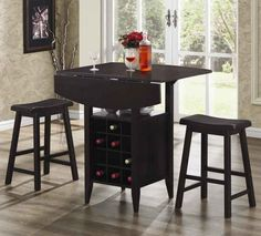 Home Bar Furniture - Tables Cabinets & Chairs