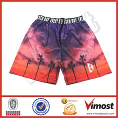 new style sublimated cool team best latest custom basketball short design