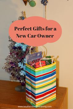 Southern Belle in Training: Perfect Gifts for a New Car Owner. Mini Clubman, Southern Belle, Tis The Season, Gift Baskets, Birthdays, Training, Gift Ideas, Car, Blog