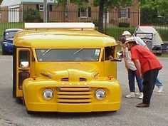 school bus, lowered and hotrodded!  SealingAndExpungements.com 888-9-EXPUNGE (888-939-7864) Free evaluations, with easy payment terms. SEALING PAST MISTAKES.  OPENING FUTURE OPPORTUNITIES.