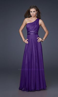 Shop La Femme evening gowns and prom dresses at Simply Dresses. Designer prom gowns, celebrity dresses, graduation and homecoming party dresses. Purple Bridesmaid Dresses, Purple Dress, Homecoming Dresses, Dress Prom, Purple Ball Dresses, Wedding Dress, Junior Bridesmaids, Dream Wedding, Purple Gowns