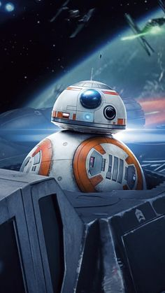 GRS says:  I LOVE ❤️ BB-8!  One of my favourite Star Wars characters ever