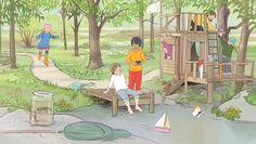 Trafik i alla ämnen - Trafikkalendern Nature, Kids Room, Activities, Children, Kid, Young Children, Room Kids, Kidsroom, Kids