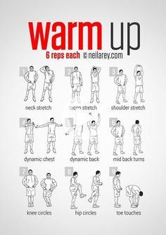 Pilates Workout, Fitness Workouts, Pre Workout Stretches, Warm Up Stretches, Yoga Fitness, Sport Fitness, Stretching Exercises, Fitness Motivation, Golf Exercises