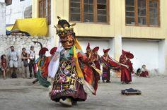 Hemis Festival, Leh, Kashmir