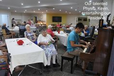 Music is good for the soul - Finley Regional Care Aged Care, Regional, Good Things, Entertaining, Music, Home Decor, Musica, Musik, Decoration Home