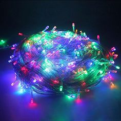 #cool Specifications: 1. Cable Length: 5M/16feet 2. Light Color: #multi-color,White,blue,green,warm white,red,pink,yellow,purple 3. LED Number: 50 LED 4. Power: 3...