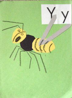 Y:  yellow jacket