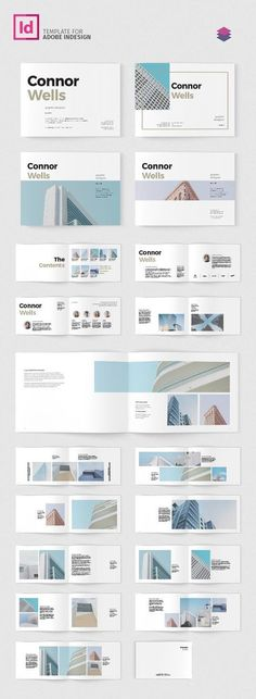 Find tips and tricks, amazing ideas for Portfolio layout. Discover and try out new things about Portfolio layout site Modelo Portfolio, Portfolio D'architecture, Mise En Page Portfolio, Portfolio Booklet, Printed Portfolio, Creative Portfolio, Indesign Portfolio, Company Portfolio, Layout Design