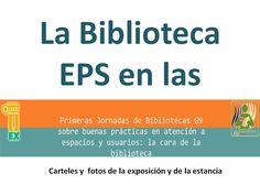 Jarandilla, (Cáceres)  29-30 de septiembre http://eventos.unex.es/event_detail/4042/programme/primeras-jornadas-de-bibliotecas-g9-sobre-buenas-practicas-en-atencion-a-espacios-y-usuarios_-la-ca.html