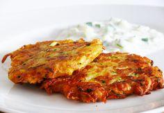 Kartoffel-Möhren-Puffer - natürlich ohne Ei | Vegane Küche - vegan kochen ist nicht schwer