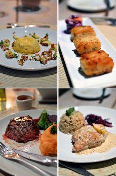 Dinner at Little Kulala, Namibia   heneedsfood.com