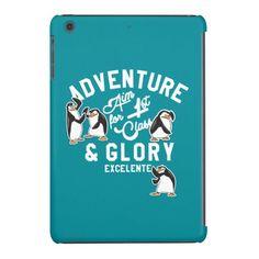 Penguins of Madagascar Adventure and Glory iPad Mini Covers