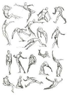 Body Frame Drawing Reference Guide