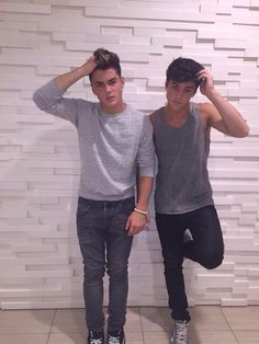 Names: Carlos and Diego    Ages: 17    Ability: flight (brothers)