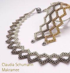 """Einzelanleitung - Claudia Schumann """"Makramee"""""""