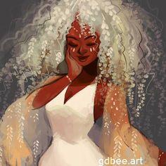 Art by @gdbee #afrofuturistic #afrofuturism #afrofuture #afrofuturisticdesign #nubiamancy #afroart #dopeblackart #blackart #blackartist…