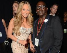 """Mariah Carey faces challenges in staying slim while managing the demands of her new """"American Idol"""" judging role: http://www.examiner.com/article/mariah-carey-faces-challenges-staying-slim-as-new-american-idol-judge"""
