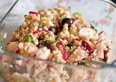 Салата од просо / Millet salad - Sitno Seckano