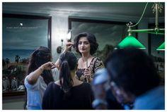Behind the scenes of Sonam Kapoors Filmfare shoot