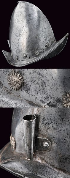A morion, provenance: Italy, dating: circa 1600.