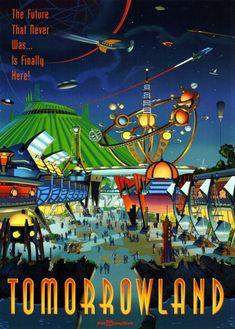 Disney World News, Disney World Magic Kingdom, Walt Disney World, Disney Magic, Poster Disney, Vintage Disney Posters, Vintage Disneyland, Film Disney, Disney Love