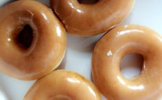 Nothing comes close to these homemade Krispy Kreme donuts. One bite andyou'll wonder why you never made them before.