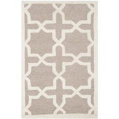 Safavieh Handmade Moroccan Cambridge Beige Wool Rug (2' x 3') - Overstock™ Shopping - Great Deals on Safavieh Accent Rugs