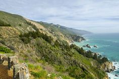 Big Sur California US 1 road trip Spring Break - Must Love Sunshine Blog