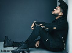 The Weeknd for GQ Magazine