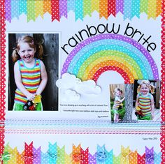 Doodlebug Design Inc Blog: Washi Tape Week: Triple Layout Inspiration