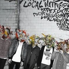 Band: Local Natives. Album: Gorilla Manor