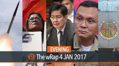 Pork barrel, Kidapawan jailbreak, Marcelino | Evening wRap - WATCH VIDEO HERE -> http://dutertenewstoday.com/pork-barrel-kidapawan-jailbreak-marcelino-evening-wrap/   Today on Rappler: – Lacson: P9-B pork barrel for lawmakers at the expense of calamity fund – 1 jail officer killed, over 100 detainees escape Kidapawan jail – Marcelino, Chinese co-accused urge Manila court to dismiss drug case – Labor groups urge Duterte to junk DOLE...