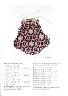 ISSUU - Beanile Lace Tatted Lace of Beads by Nina Libin by BeadworkBrasil