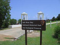 Silver River Bay National Historic Park and Ecological Preserve, Virgin Islands