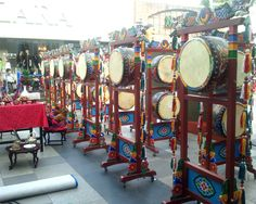 한국의 북  drum Of Korea