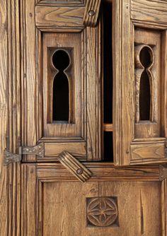 Tarpac, mobili in legno massiccio naturale, made in Italy