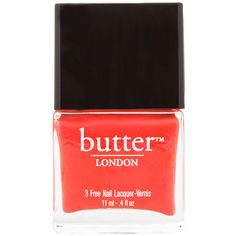 butter LONDON 3 Free Lacquer found on Polyvore