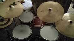 Lady Bubinga from C&C Drums