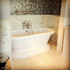 Marble & Glass Tile Inspiration for the Bathroom